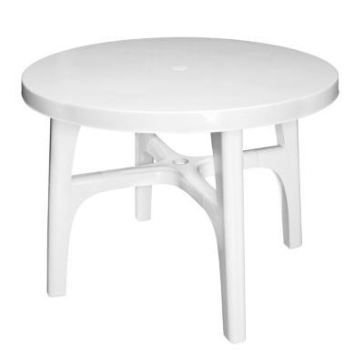Mesa plástica redonda 92 cm