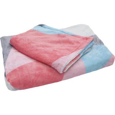 Cobertor hipster multicolor 1,5 plazas