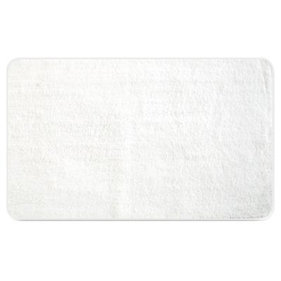 Piso microfibra white 45x75 cm