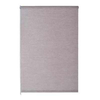Cortina enrollable Fibra screen 150x230 cm beige
