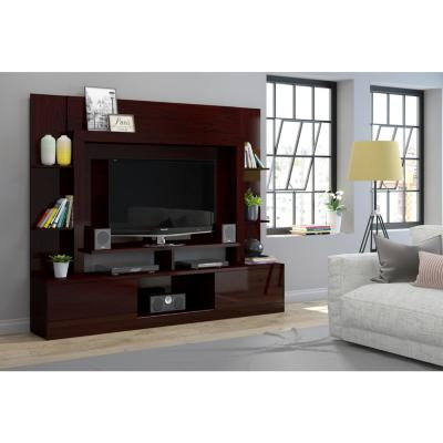 "Home terra TV 55"" caoba"