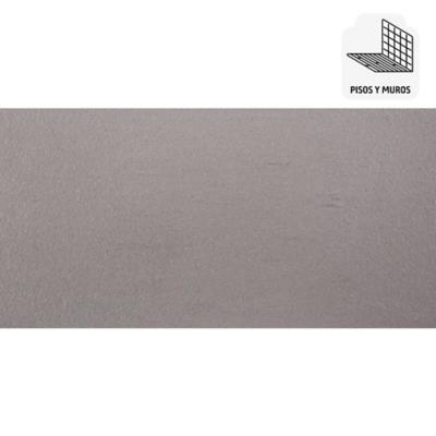 Porcelanato Space Argento rustico 30x60 cm 1.44 m2