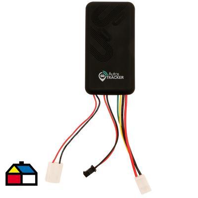 Sistema de seguridad GPS con inmovilizador y aplicación Movil