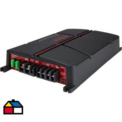 Amplificador 2 canales