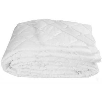 Cubrecolchón bajera 1,5 plazas blanco