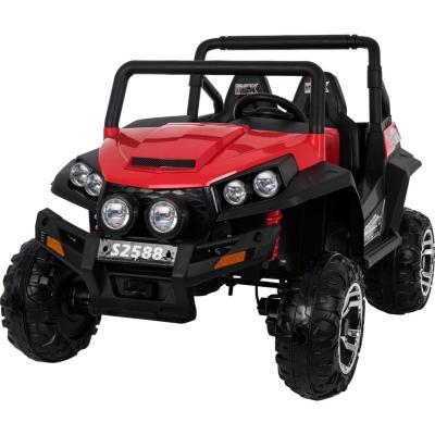 Auto a batería buggy off road Rojo