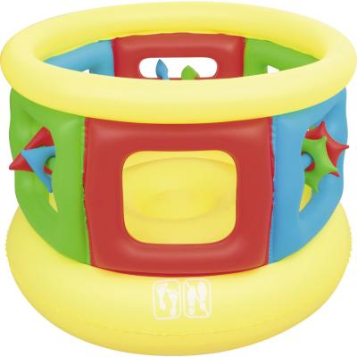 Gimnasio inflable multicolor
