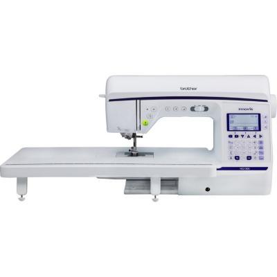 Máquina de coser eléctrica computarizada
