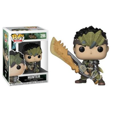 Figura pop monster hunter - hunter