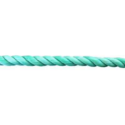 Cuerda polipropileno multifuncional torcido 6mm