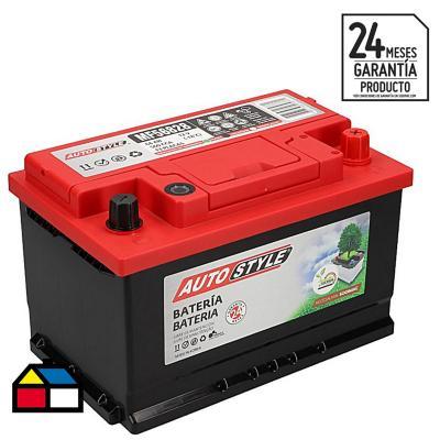 Batería para auto 68 A positivo derecho 560 CCA