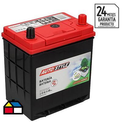 Batería para auto 35 A positivo derecho 315 CCA