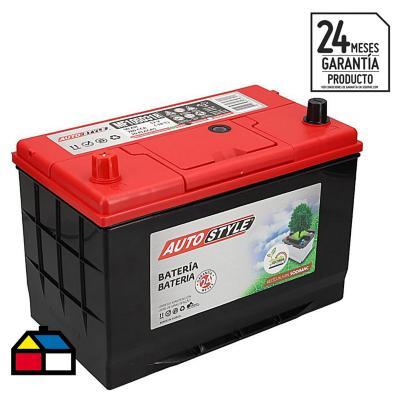 Batería para auto 90 A positivo izquierdo 780 CCA