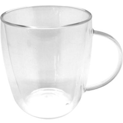 Tazón vidrio doble pared 470 ml
