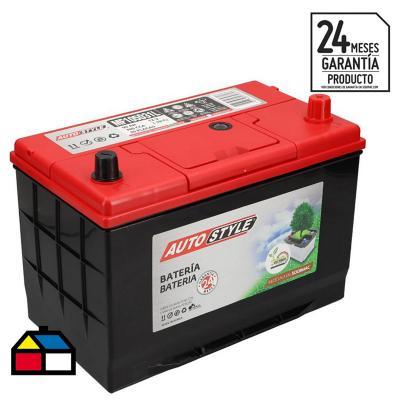 Batería para auto 90 A positivo derecho 780 CCA