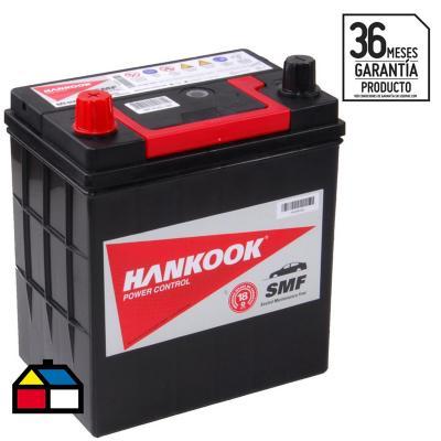 Batería para auto 35 A positivo izquierdo 330 CCA