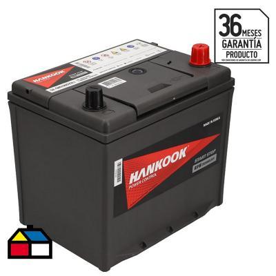 Batería 65 A Derecho Positivo 670 CCA