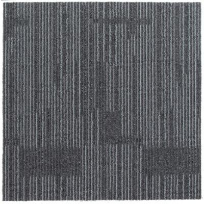 Alfombra en palmeta gris 900 50x50 cm 20 unidades