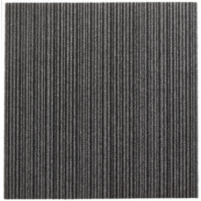 Alfombra en palmeta gris 929 50x50 cm 20 unidades