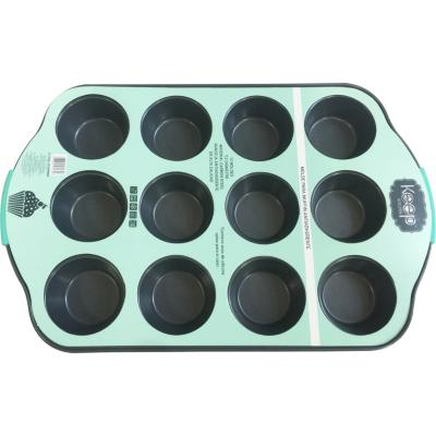 Molde 12 muffin 25x29cm