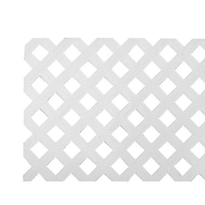 Treillage blanco rombo grande 1,22x2,44 m