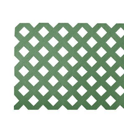 Treillage verde rombo grande 1,22x2,44 m