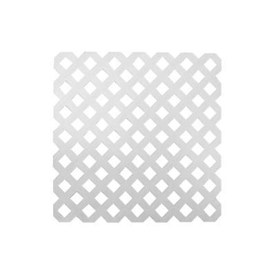 Treillage blanco rombo chico 1,22x2,44 m