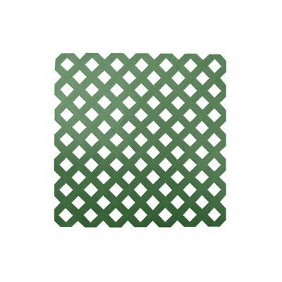 Treillage verde rombo chico 1,22x2,44 m