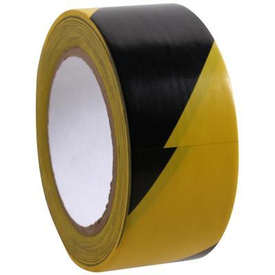 Cinta demarcatoria amarillo/negro 5x330 cm