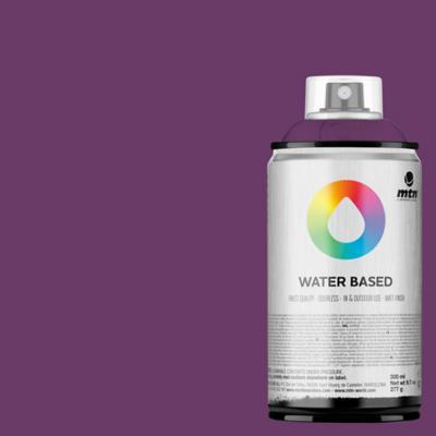 Spray base agua azul violeta pro 300 ml