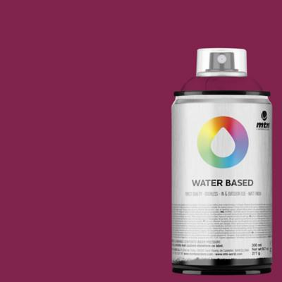 Spray base agua rojo violeta 300 ml