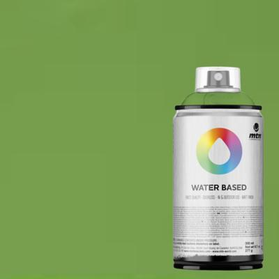 Spray base agua verde brillante 300 ml