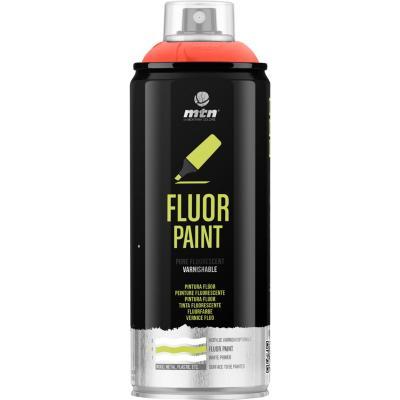 Spray pro rojo fluorecente