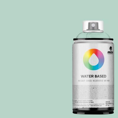 Spray base agua verde azul 300 ml