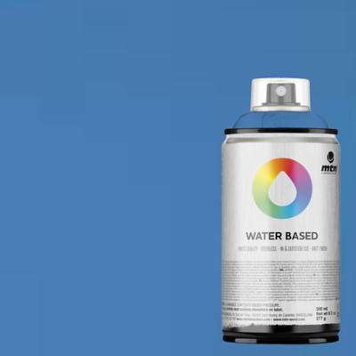 Spray base agua azul fluorecente 300 ml