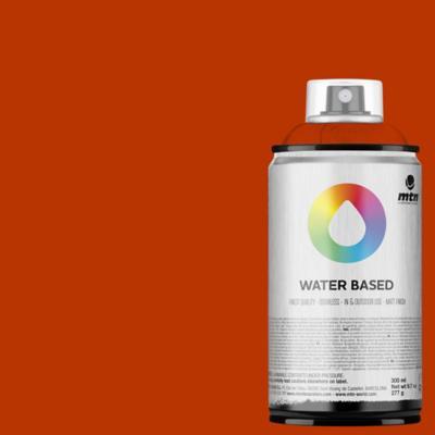 Spray base agua rojo fluorecente 300 ml