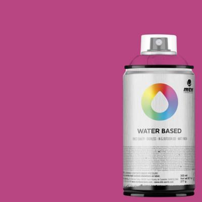 Spray base agua fucsia fluorecente 300 ml