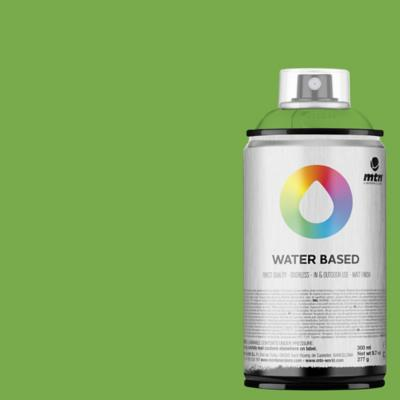 Spray base agua verde fluorecente 300 ml