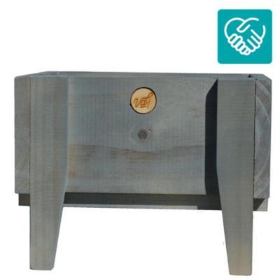 Macetero huerta rústica mini 30x25x23 cm