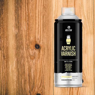 Spray pro barniz acrílico mate