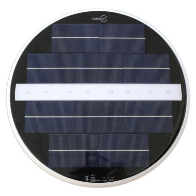 Lámpara solar Led para piscina
