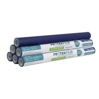 Film protector para superficies duras 15 m pack 6 rollos