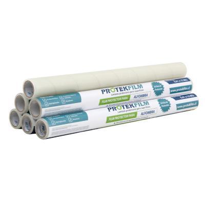 Film protector para alfombras 15 m pack 6 rollos