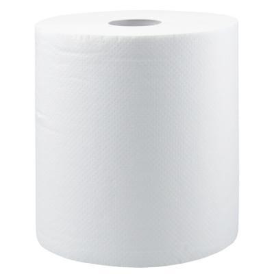 Toalla jumbo extra blanca x 2 rollo