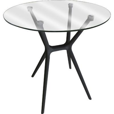 Mesa de comedor redonda 70x70 cm