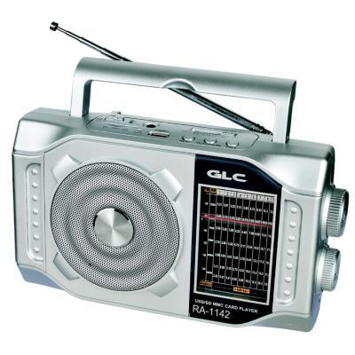 Radio Portatil Usb/Sd Card