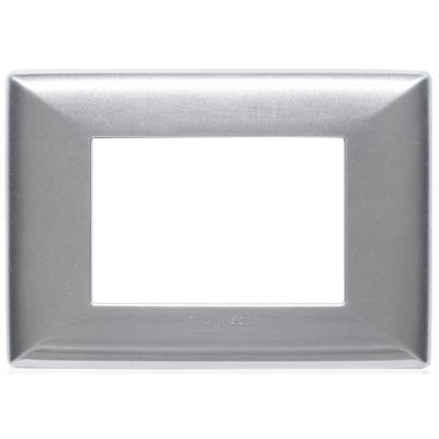Placa triple  S22 aluminio