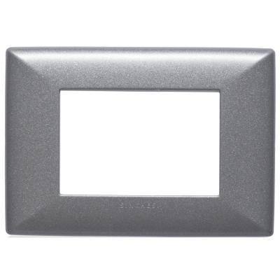 Placa triple  S22 grafito