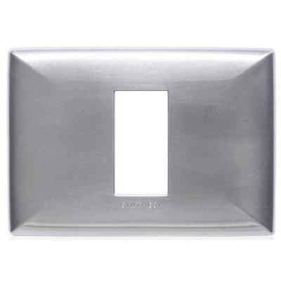 Placa simple  S22 aluminio