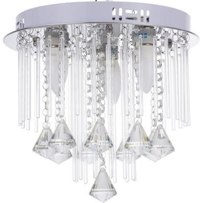 Lámpara de techo Caldas 3 l E27